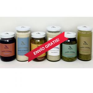 Sampler Degustación – Envío Gratis!